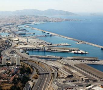 26 mars 2015 // JEUDI'S // Visite du Grand Port Maritime de Marseille