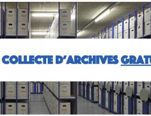 COCOLLECTE | On collecte gratuitement vos archives !