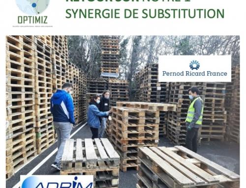 OPTIMIZ | Retour sur notre 1ère synergie de substitution !