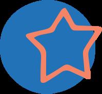 picto étoile